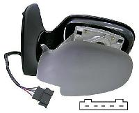 Ford Galaxy [95-00] Complete Electric Adjust Mirror Unit - Primed